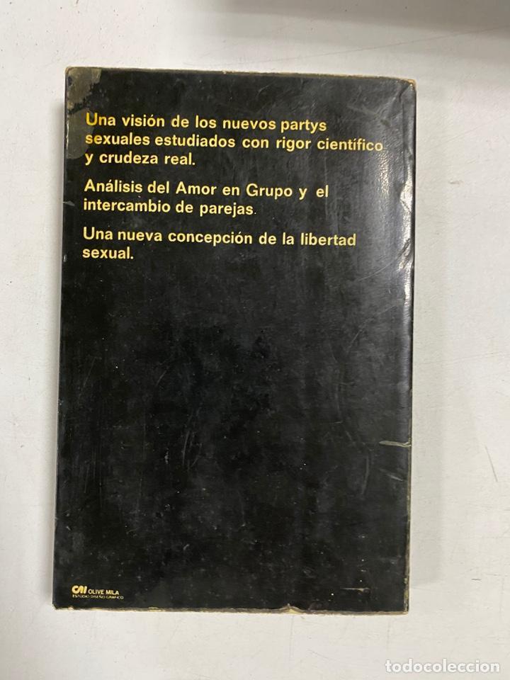 Libros de segunda mano: PRACTICAS DE AMOR EN GRUPO. DR. VALENSIN. A.T.E. BARCELONA, 1977. PAGS: 280 - Foto 4 - 286627283