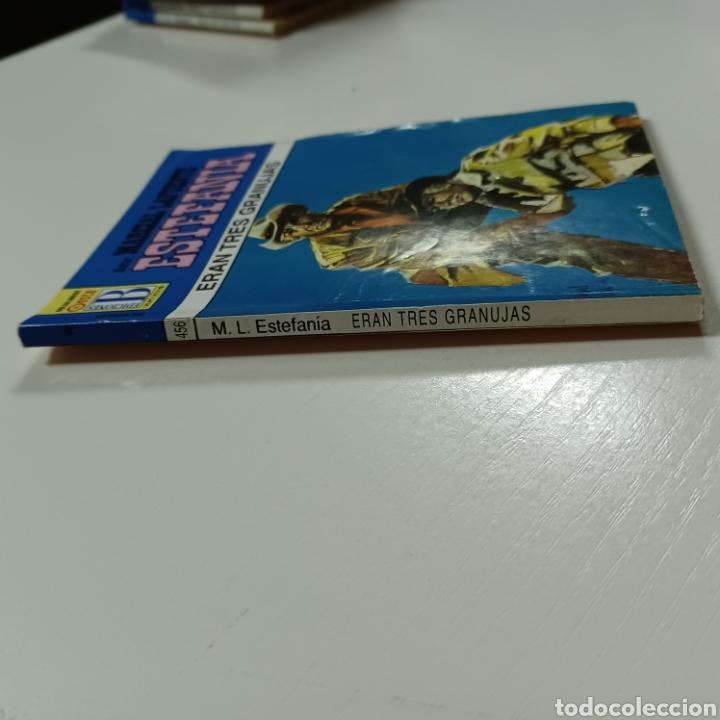 Libros de segunda mano: MARCIAL LAFUENTE ESTEFANIA - ERAN TRES GRANUJAS COLECCION BUFALO N° 456 - Foto 4 - 287790683