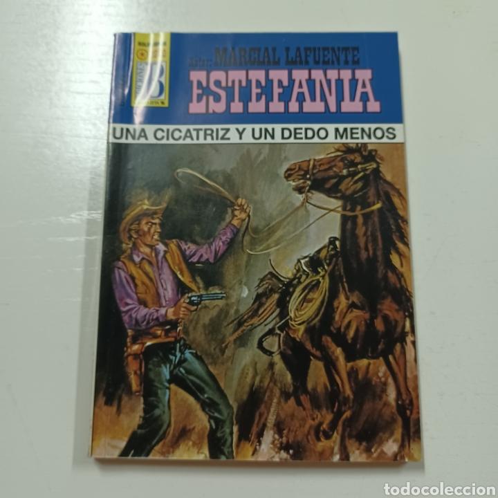 MARCIAL LAFUENTE ESTEFANIA - UBA CICATRIZ Y UN DEDO MENOS COLECCION BUFALO N° 1021 (Libros de Segunda Mano (posteriores a 1936) - Literatura - Narrativa - Otros)