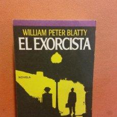 Libros de segunda mano: EL EXORCISTA. WILLIAM PETER BLATTY. PLAZA Y JANES EDITORES. Lote 287899633