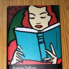 Libros de segunda mano: VALLVEY, ÁNGELA. A LA CAZA DEL ÚLTIMO HOMBRE SALVAJE. - CÍRCULO DE LECTORES, 2000. Lote 287901308