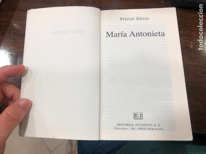 Libros de segunda mano: LIBRO MARIA ANTONIETA STEFAN ZXEIG - 522 PAG. - Foto 2 - 287914698