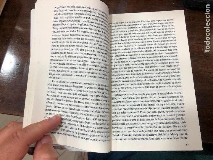 Libros de segunda mano: LIBRO MARIA ANTONIETA STEFAN ZXEIG - 522 PAG. - Foto 4 - 287914698