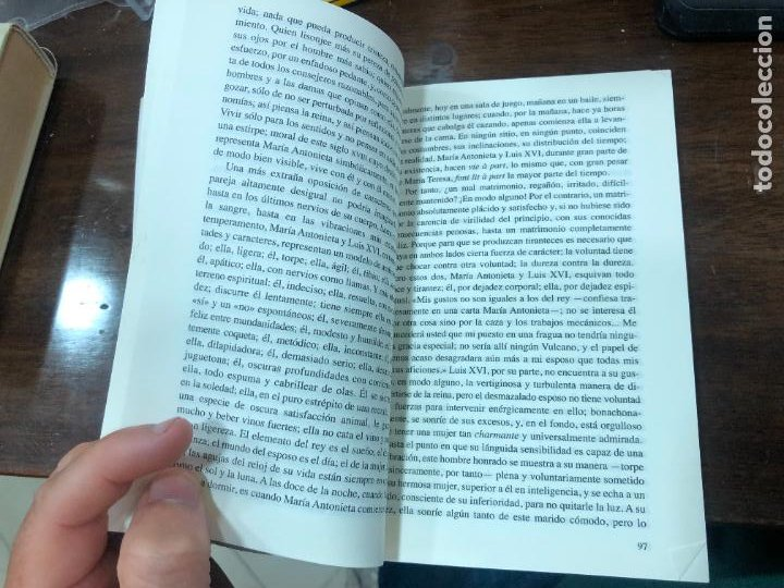 Libros de segunda mano: LIBRO MARIA ANTONIETA STEFAN ZXEIG - 522 PAG. - Foto 5 - 287914698