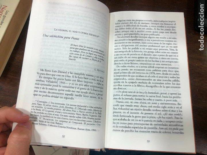 Libros de segunda mano: LIBRO FERNANDO QUIÑONES - VIENTO SUR - 378 PAGINAS - Foto 3 - 287919543