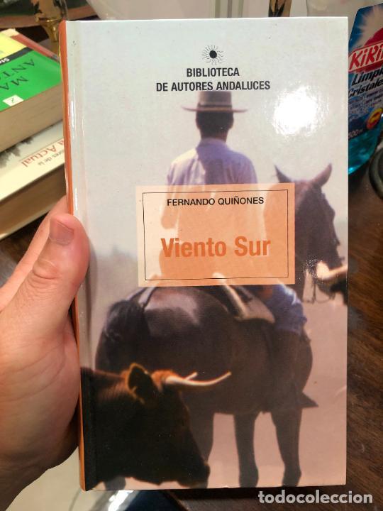 LIBRO FERNANDO QUIÑONES - VIENTO SUR - 378 PAGINAS (Libros de Segunda Mano (posteriores a 1936) - Literatura - Narrativa - Otros)