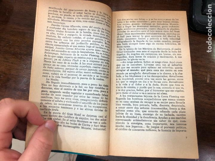 Libros de segunda mano: LIBRO ANTONIO GALA - LAS AFUERAS DE DIOS - 397 PAG. - Foto 6 - 287922258