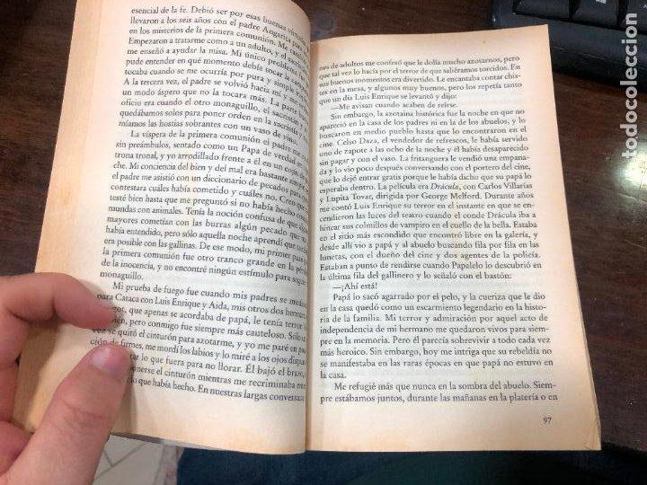 Libros de segunda mano: LIBRO GABRIEL GARCIA MARQUEZ - VIVIR PARA CONTARLA - 527 PAG. - Foto 3 - 287925833