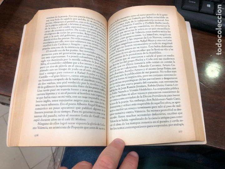 Libros de segunda mano: LIBRO GABRIEL GARCIA MARQUEZ - VIVIR PARA CONTARLA - 527 PAG. - Foto 5 - 287925833