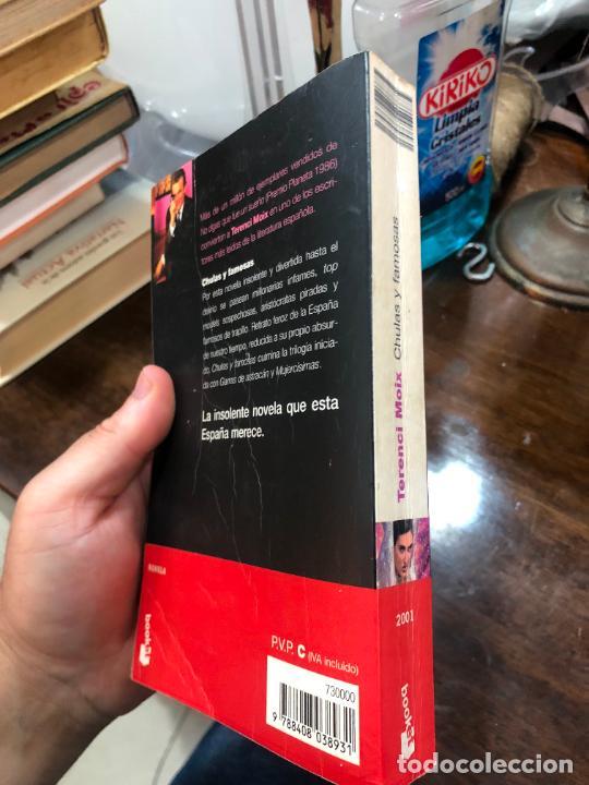 Libros de segunda mano: LIBRO TERENCI MOIX - CHULAS Y FAMOSAS - 144 PAG. - Foto 4 - 287935673