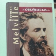 Livres d'occasion: MOBY DICK / TYPEE. HERMAN MELVILLE. Lote 288139538
