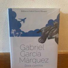 Libros de segunda mano: GABRIEL GARCÍA MÁRQUEZ DOCE CUENTOS PEREGRINOS. Lote 288170633