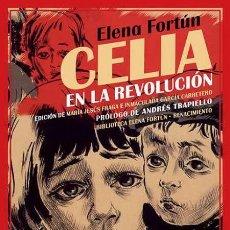 Libros de segunda mano: CELIA EN LA REVOLUCIÓN. ELENA FORTÚN. NUEVO. Lote 288332908