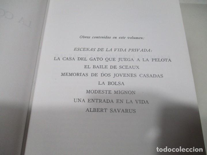 Libros de segunda mano: BALZAC La comedia humana (3 Tomos) W9359 - Foto 3 - 288415818