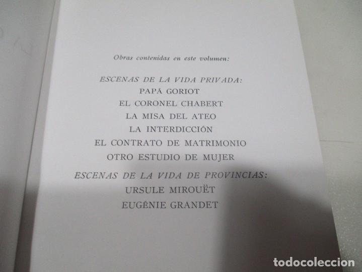 Libros de segunda mano: BALZAC La comedia humana (3 Tomos) W9359 - Foto 5 - 288415818
