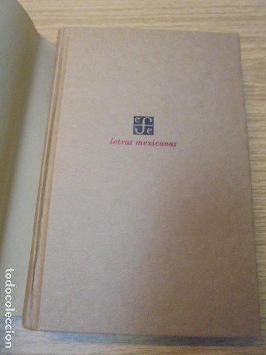 Libros de segunda mano: LOS MOMENTOS CRITICOS. ALI CHUMACERO. DEDICADO POR EL AUTOR. FONDO DE CULTURA ECONOMICA. 1987 - Foto 7 - 288490418