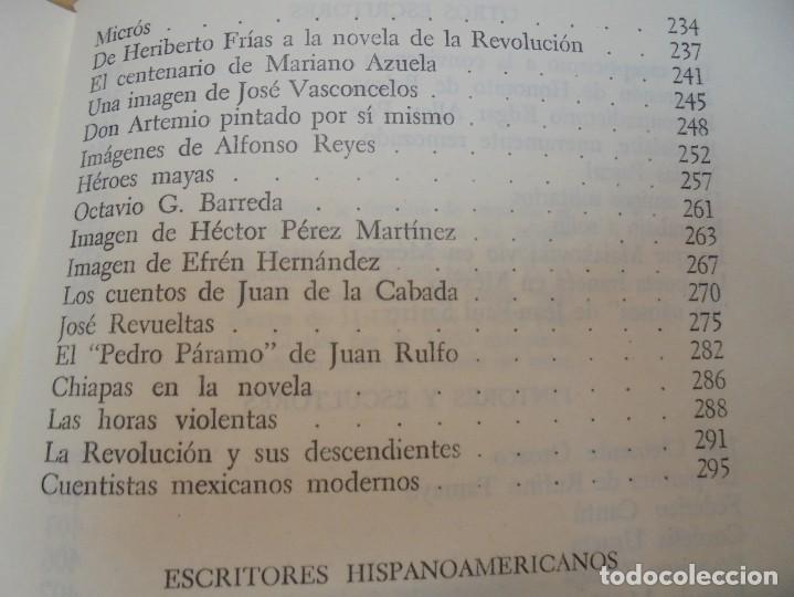 Libros de segunda mano: LOS MOMENTOS CRITICOS. ALI CHUMACERO. DEDICADO POR EL AUTOR. FONDO DE CULTURA ECONOMICA. 1987 - Foto 17 - 288490418