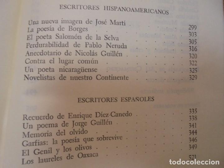 Libros de segunda mano: LOS MOMENTOS CRITICOS. ALI CHUMACERO. DEDICADO POR EL AUTOR. FONDO DE CULTURA ECONOMICA. 1987 - Foto 18 - 288490418