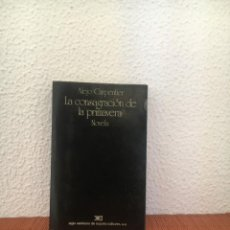 Libros de segunda mano: LA CONSAGRACIÓN DE LA PRIMAVERA - ALEJO CARPENTIER - SIGLO XXI. Lote 288528408