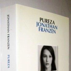 Libros de segunda mano: PUREZA - JONATHAN FRANZEN. Lote 288529843