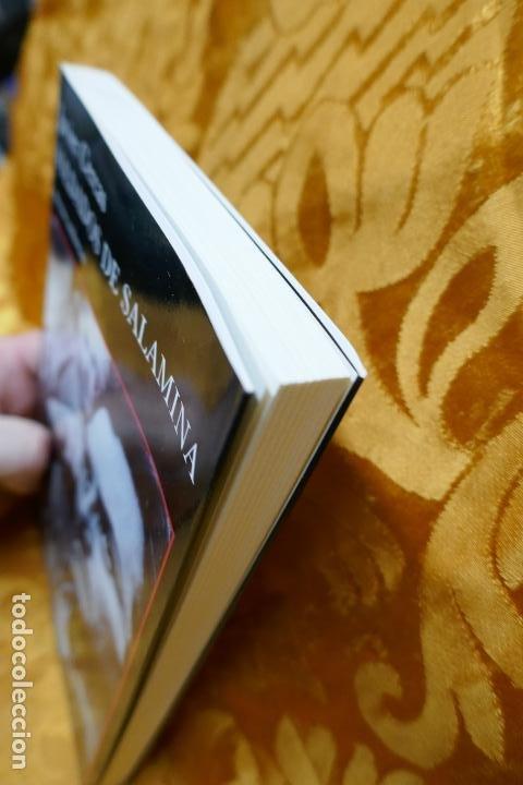 Libros de segunda mano: Soldados de Salamina, Javier Cercas. Colección Andanzas Tusquets - Foto 3 - 288549498