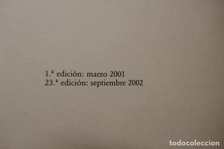 Libros de segunda mano: Soldados de Salamina, Javier Cercas. Colección Andanzas Tusquets - Foto 6 - 288549498