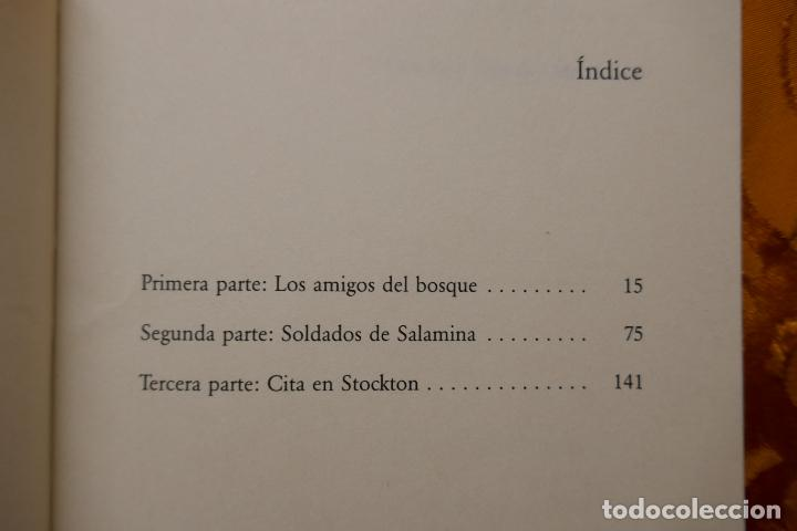 Libros de segunda mano: Soldados de Salamina, Javier Cercas. Colección Andanzas Tusquets - Foto 7 - 288549498