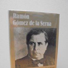 Libros de segunda mano: RAMON GOMEZ DE LA SERNA. NUEVOS RETRATOS CONTEMPORANEOS Y OTROS RETRATOS. EDITORIAL AGUILAR. NUEVO. Lote 288662413