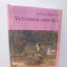 Libros de segunda mano: LYTON STRACHEY. VICTORIANOS EMINENTES. EDITORIAL AGUILAR MAIOR. NUEVO SIN DESPRECINTAR. Lote 288662723