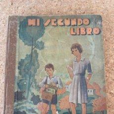 Libros de segunda mano: MI SEGUNDO LIBRO. Lote 288670903