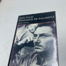 Libros de segunda mano: SOLDADOS DE SALAMINA. Lote 288716013
