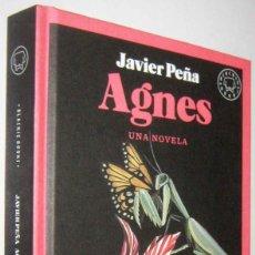 Libros de segunda mano: AGNES - JAVIER PEÑA. Lote 288953928