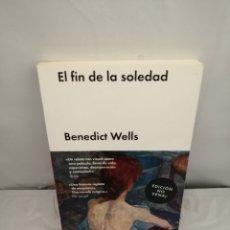 Libros de segunda mano: EL FIN DE LA SOLEDAD (EDICIÓN DE PRUEBAS SIN CORREGIR). Lote 289399063