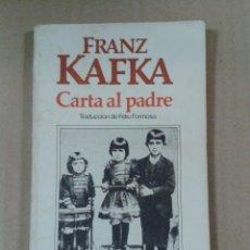 Libros de segunda mano: FRANZ KAFKA. CARTA AL PADRE.. Lote 289625233