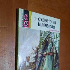 Libros de segunda mano: EXPERTO EN FANTASMAS. SERVICIO SECRETO 1156. RÚSTICA. PEQUEÑO TAMAÑO BUEN ESTADO. Lote 289638718