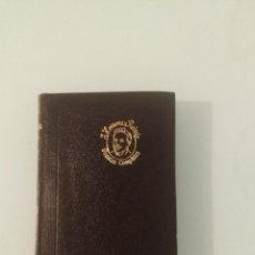 Libros de segunda mano: JULIO HERRERA Y REISSIG POESIAS COMPLETAS Y PÁGINAS EN PROSA ED. AGUILAR 1961. Lote 289678008