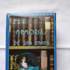 Libros de segunda mano: SIRUELA - EL OJO SIN PÁRPADO, MEMORIAS DE UNA ENANA. Lote 289678563