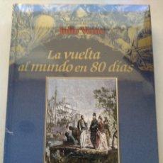 Libros de segunda mano: LA VUELTA AL MUNDO EN 80 DIAS PRECINTADO/JULIO VERNE. Lote 289712618