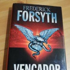Libros de segunda mano: VENGADOR (FREDERICK FORSYTH). Lote 289948648