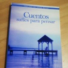 Libros de segunda mano: CUENTOS SUFÍES PARA PENSAR (IDRIES SHAH). Lote 289952943