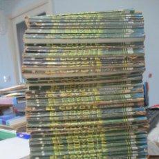 Libros de segunda mano: J. MALLORQUÍ EL COYOTE (61 TOMOS SUELTOS) W9660. Lote 290260298