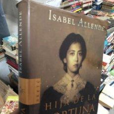 Livros em segunda mão: ISABEL ALLENDE - HIJA DE LA FORTUNA. Lote 290405598