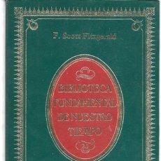 Libros de segunda mano: F. SCOTT FITZGERALD : A ESTE LADO DEL PARAÍSO. (TRADUCCIÓN DE JUAN BENET GOITIA. ALIANZA ED., 1984). Lote 290772143