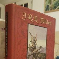 Libros de segunda mano: J. R. R. TOLKIEN- EL LIBRO DE LOS CUENTOS PERDIDOS 2- EDITORIAL CÍRCULO DE LECTORES. Lote 292592083