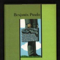 Libros de segunda mano: BENJAMÍN PRADO LA NIEVE ESTÁ VACÍA CÍRCULO DE LECTORES 2000 1ª EDICIÓN 27 RELATOS ISBN 84-226-9084-5. Lote 293747843