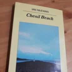 Libros de segunda mano: CHESIL BEACH (IAN MCEWAN). Lote 293842633
