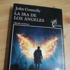 Libros de segunda mano: LA IRA DE LOS ÁNGELES (JOHN CONNOLLY). Lote 293842848