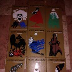 Libros de segunda mano: LOTE 9 LIBROS VICENTE BLASCO IBÁÑEZ. Lote 294071423