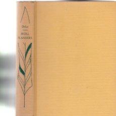 Libros de segunda mano: MOLL FLANDERS - DANIEL DEFOE - EDITORIAL MATEU 1965. Lote 295288708