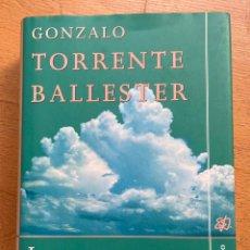 Libros de segunda mano: LA SAGA/FUGA DE J.B GONZALO TORRENTE BALLESTER, BIBLIOTECA DESTINO. Lote 295432793